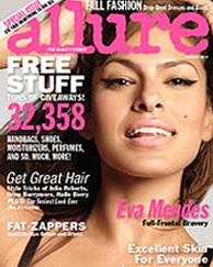 Allure - cover magazine
