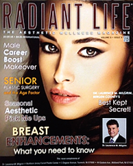 Radiant Life - cover magazine