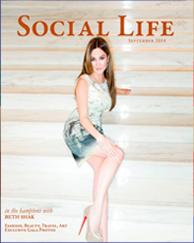 Social Life - cover magazine